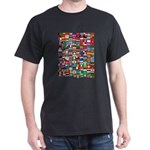Parade of Nations Dark T-Shirt