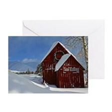 Sun Valley Barn Greeting Cards (Pk of 20)