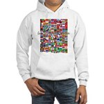 Let the Games Begin Hooded Sweatshirt