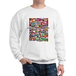 Let the Games Begin Sweatshirt