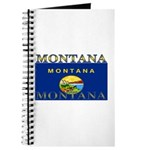 Montana State Flag Journal