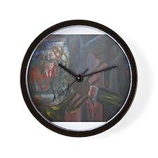 Funny Soul Wall Clock