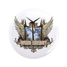 "Rhode Island Wind Energy 3.5"" Button (100 pack)"
