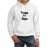 Vote for Jan Hoodie