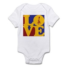 Mandolin Love Onesie