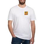 Kindergarten Love Fitted T-Shirt