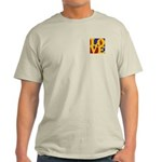 Kindergarten Love Light T-Shirt