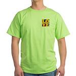Kindergarten Love Green T-Shirt