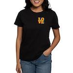 Kindergarten Love Women's Dark T-Shirt