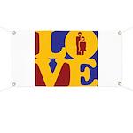 Kindergarten Love Banner