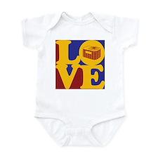 HVAC Love Infant Bodysuit