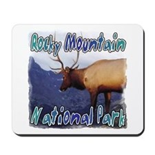 Rocky Mountain National Park Mousepad