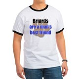 Briards man's best friend T