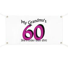 Older Than Dirt Banner