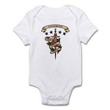 Love Flooring Infant Bodysuit