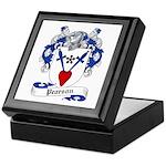Pearson Family Crest Keepsake Box