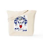 Pearson Family Crest Tote Bag