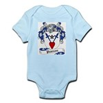 Pearson Family Crest Infant Creeper