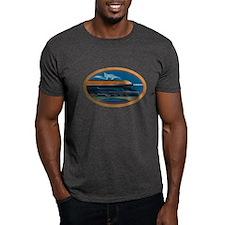 Train Art T-Shirt