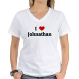 I Love Johnathan Shirt