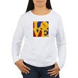 Civil Engineering Love T-Shirt