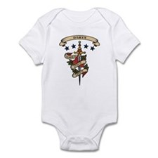 Love Darts Infant Bodysuit