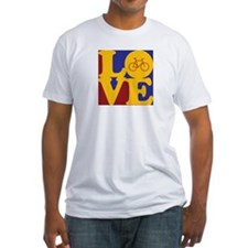 Bicycling Love Shirt