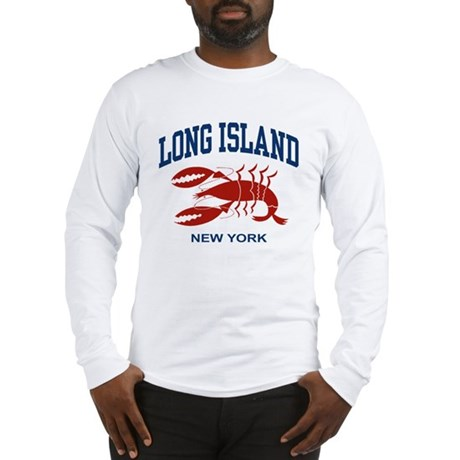 Long Island New York Long Sleeve T-Shirt