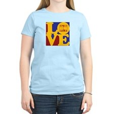Backgammon Love T-Shirt