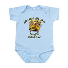 Hi Ho School Bus Infant Bodysuit