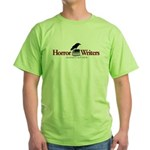 Horror Writers Association Green T-Shirt