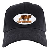 cow whisperer red heeler Baseball Hat