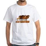 cow whisperer red heeler Shirt