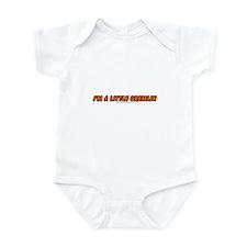 I'm A Little Gremlin Infant Bodysuit