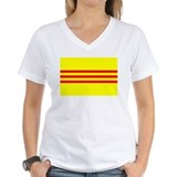 Women's South Vietnam Flag T-Shirt