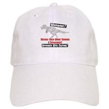 Military Child Dino Baseball Cap