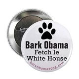 Bark Obama Fetch le White House