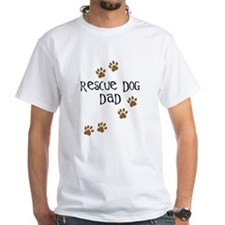 Rescue Dog Dad Shirt