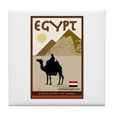 Egypt Tile Coaster