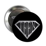 SuperTeen(metal) 2.25&quot; Button (100 pack)