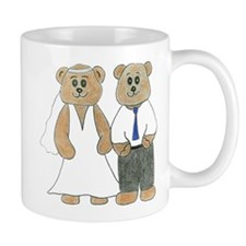 Wedding Bears Mug