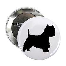 "West Highland Terrier 2.25"" Button (10 pack)"
