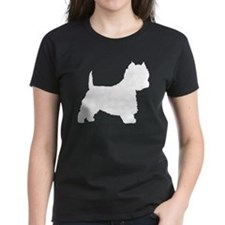 West Highland Terrier Camisetas