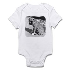 Boxer Skin Infant Creeper