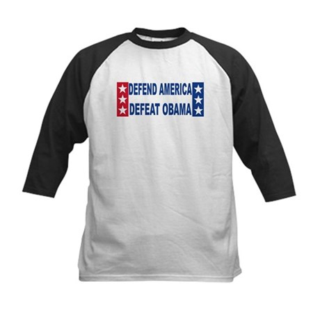 Anti obama Kids Baseball Jersey