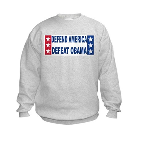Anti obama Kids Sweatshirt