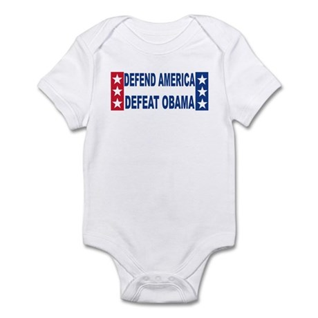 Anti obama Infant Bodysuit