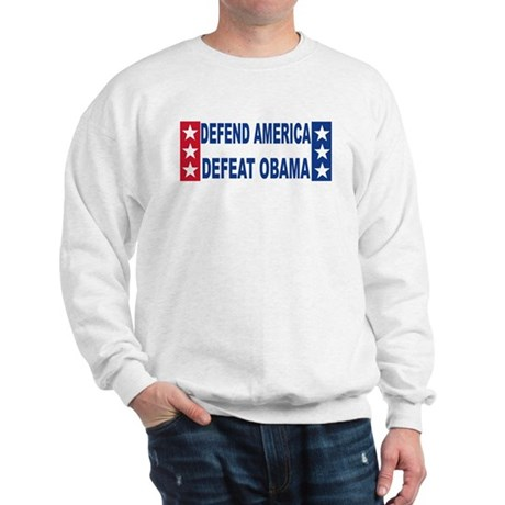 Anti obama Sweatshirt