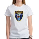 Oregon Illinois Police Women's T-Shirt