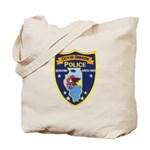 Oregon Illinois Police Tote Bag